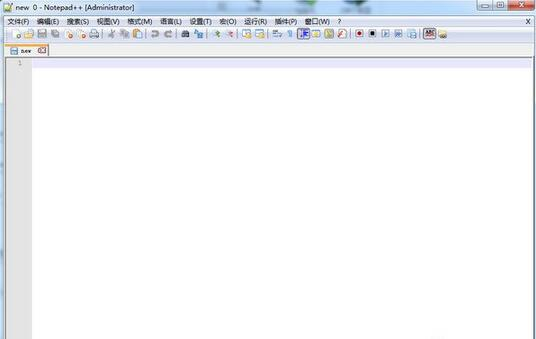 Notepad++代码编辑器自定义快捷键设置