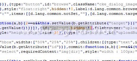 CKEditor利用ThinkPHP上传图片的方法