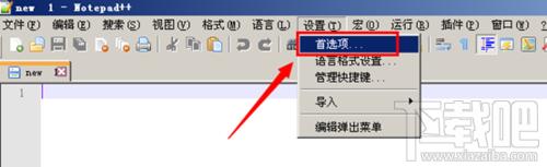 Notepad++如何关联文本